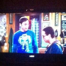 The Big Bang Theory is an everyday thing.