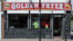 Golden Fryer, Mile End Road E3