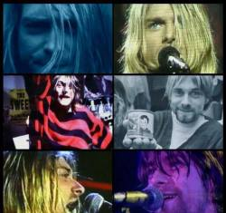 feeling-so-small:  Kurt Cobain