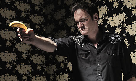 'Quentin Tarantino and I clicked' Sally Menke, who has edited all of Quentin Tarantino's films, on their working relationship and the thrill of John Travolta dancing in front of her during the making of Pulp Fiction   Editors are the quiet heroes of movies and I like it that way. We have a very private relationship with our directors, most often conducted in very dark rooms. I've been with Quentin Tarantino since his very first movie and have edited every single thing he's done since then. We don't work at the studios. Quentin insists on renting little private houses in LA and converting them into edit suites for the duration. It's very civilized and enabled me to work through both my pregnancies – yes, my babies had Tarantino movies played to them in the womb, but they seem to have come out OK. I met Quentin when he was interviewing for an editor – a cheap one. I got in touch and he sent me this script for a thing called Reservoir Dogs and I just thought it was amazing. It floored me. Scorsese was a hero of mine, especially as he used a female editor in Thelma Schoonmaker, and this script just had that tone. Later, when I found out Harvey Keitel was attached – he was the first person Quentin had approached – I was more determined to get this job than ever. I was hiking up in Canada on a remote mountain in Banff when I saw a phone box and I stopped to call LA and they confirmed I'd got the gig. I let out a yell that echoed around the mountain. Quentin is the same now as he was then. He's encyclopaedic, passionate, electrifying. We just clicked creatively. Editing is all about intuiting the tone of a scene and you have to chime with the director. It's a rare, intense sort of a relationship and if it ain't broke, you wouldn't want to fix it. We've built up such trust that now he gives me the dailies and I put 'em together and there's little interference. The thing with Tarantino is the mix-and-match. We do study other films and other scenes but only to get the vibe we need for our scene – like in Kill Bill when Uma [Thurman]'s facing off the 5.6.7.8's and we looked at some Sergio Leone close-ups, to see how we wanted to cut that scene. Our style is to mimic, not homage, but it's all about recontextualising the film language to make it fresh within the new genre. It's incredibly detailed. There's nothing laissez-faire about Quentin's approach, but I know his film voice, always have done. Music is one of his obsessions, so I've cut a lot of great scenes to music. He's very specific and will play music on set all day to get everyone in the mood. I think he goes to sleep with his iPod on when we're filming, because the music becomes the rhythm of his directing. Oddly, I don't cut to music. I just make the scene work emotionally and dramatically, and then Quentin will come in and lay the track over it and we'll tweak it to the beats. That scene with Uma Thurman and John Travolta dancing in Jack Rabbit Slim's diner in Pulp Fiction was unusual in that it was filmed to playback, to the actual Chuck Berry song. It was easy to cut in that respect, and oh my God, it was glorious. We chatted about using the long shot, the medium close-ups, and when to focus on the hands. Most editing is painstaking but this was an exciting scene to edit because it had momentum of its own and an obvious magic – it's Travolta, dancing in front of me. Watching Scorsese and Schoonmaker's work, I learned how to collapse time in action but still push characters through a scene. It's a trick to give the illusion it's all real; that's become crucial to us because the Tarantino thing is to make the mundane feel very spicy. It's the illusion that time is ticking away. It's all about tension, so you follow the emotional arc of a character through a scene, even if, as in the opening of Inglourious Basterds, they're just pouring a glass of milk or stuffing their pipe. We're very proud of that scene – it might be the best thing we've ever done.   Sally Menke talking to Jason Solomons.