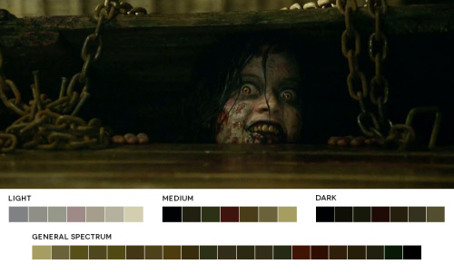 moviesincolor:  Request Week - (imstillaslave)Evil Dead, 2013Cinematography: Aaron Morton