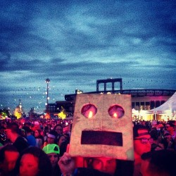 Wut…. (at EDC NYC 2013)