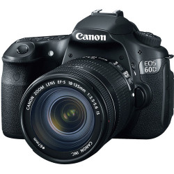 ★★★New bundle w/$400 Mail In rebate!★★★Canon 60D Kit with 18-135mm Lens, Printer and Accessories http://bhpho.to/18ftVsa