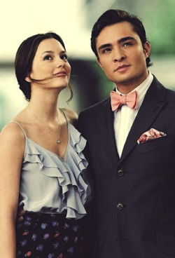 samstapley:  Chuck and Blair.