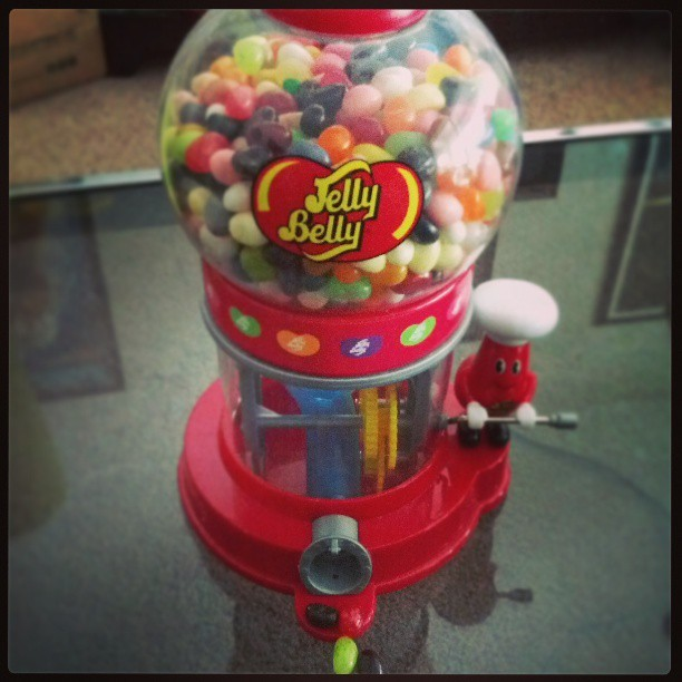 This thing is going to be the death of me. #jellybelly #jellybeans