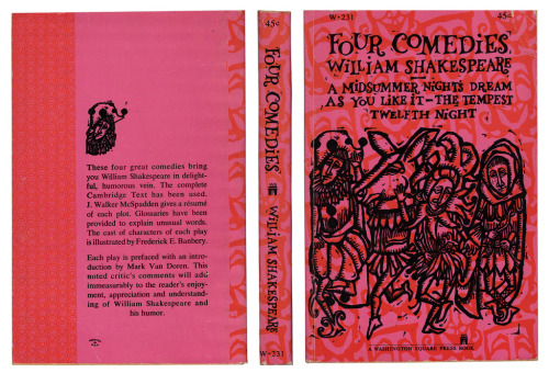 Four Comedies: William Shakespeare