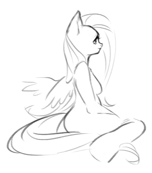 I really like soft Fluttershy.