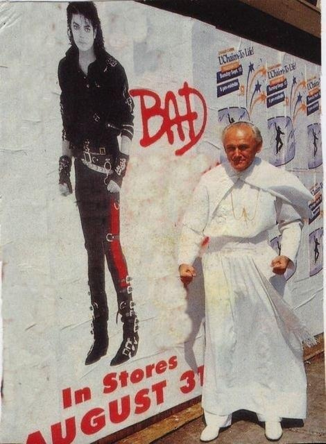 The pope is fucking awesome guys.