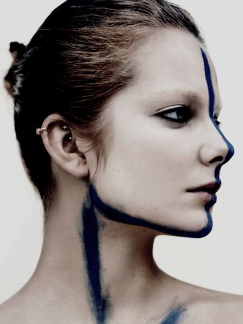 Eniko Mihalik for Vogue Italia May 2011by Greg Kadel