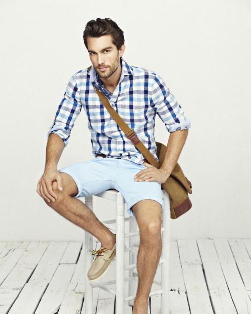 mensfashionworld:  H.E. by Mango Spring Summer 2013 Lookbook