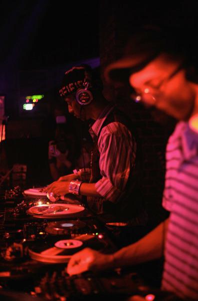 soul-is-amazing:  Madlib & J. Rocc.By Ashes 57.