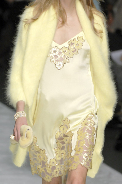 thecollectionblog:  Blumarine Fall Winter 2008