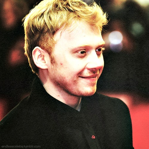 Endless Photos of My Favourite People: Rupert Grint.