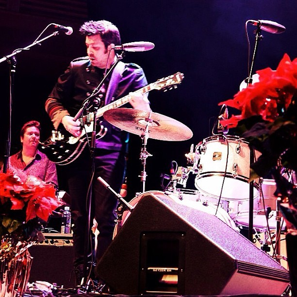 @TotsyBand bringing Rock n Cheer to the Gibson Amphitheatre tonight! - @LiveNation_LA