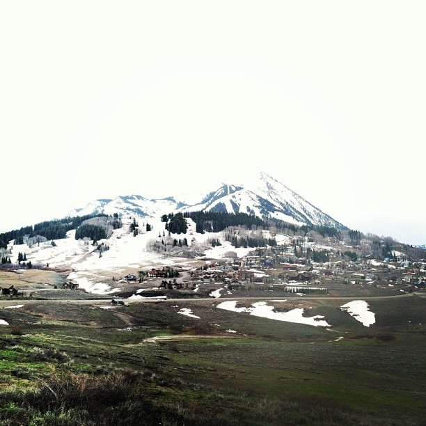 resolutewoman:  — storybook living; Crested Butte, CO. (at Crested Butte, CO)