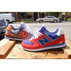 new balance 574 yacht  pack #574