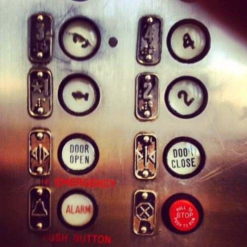 LAX elevator crazy numbers #LAX #losangeles  (at Los Angeles International Airport (LAX))