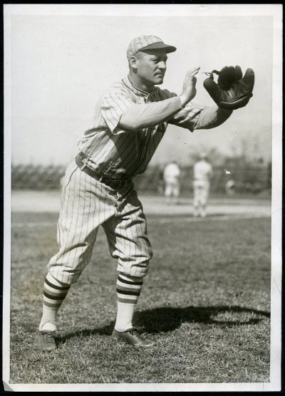 Leslie Mann, New York Giants, 1928