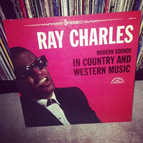 #nowplaying #raycharles #country #western #vinyl #1962
