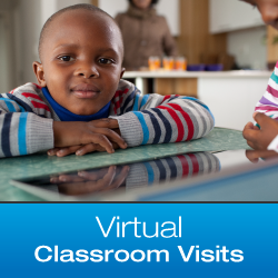 In our Virtual Classroom Visits Powerful Learning Practice watch the teacher teach the lesson and then engage in a threaded conversation around what she did that was in the best interest of kids or what we would change or sometimes just how do you do this.  Then we meet together online for 30 minutes and have a chance to debrief with the teacher about her lesson. We would love for you to join us.   Thursday, March 7 at 8 PM-8:30PM EST New York In Blackboard Collaborate (Click Here)