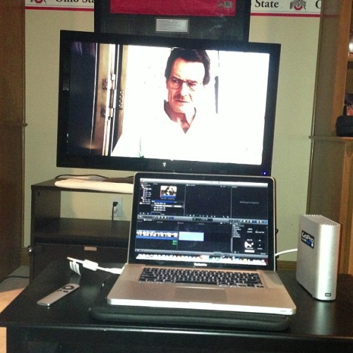 Breaking bad and video stuff #MyLife