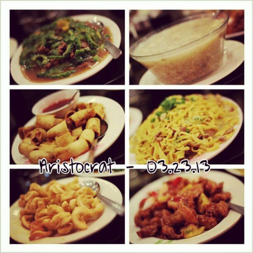 I just have to post these mouth watering foods from last night's dinner!  #foodography #lalalapatricia #aristocrat