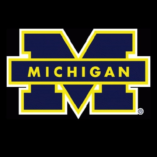 #WeOnIt #GoBlue #HailtotheVictors #MICHIGAN the only thing that matters tonight