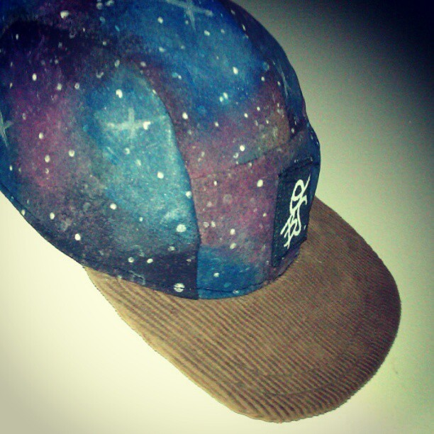Distant Dimension 5-panel observeftl.bigcartel.com
