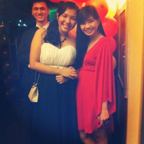 gradball with @pauuuliiineee  and @siandres28 #tbt