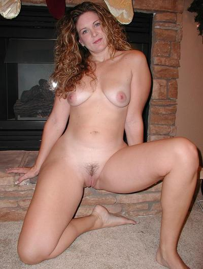 milfthick:  By the fireplace