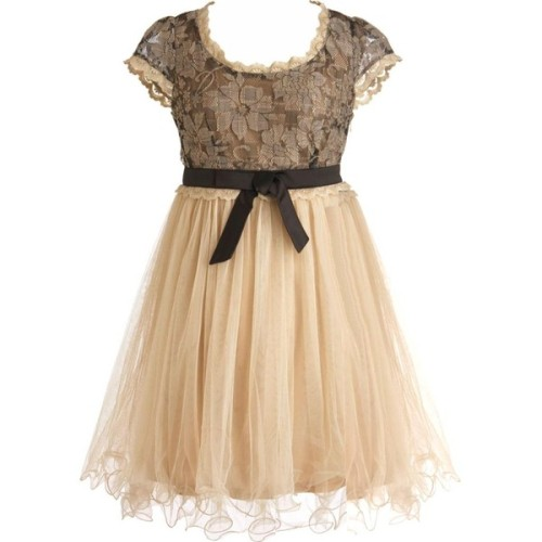 Dress   ❤ liked on Polyvore (see more vintage looking dresses)