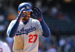 gfbaseball:  Matt Kemp - April 25, 2013 (HQ)