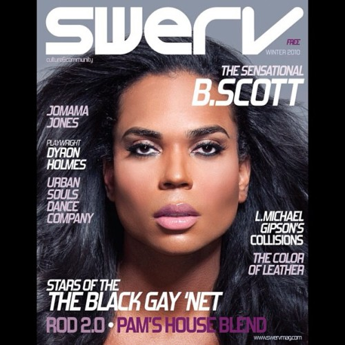 Swerv Winter 2010/2011 Cover #tbt