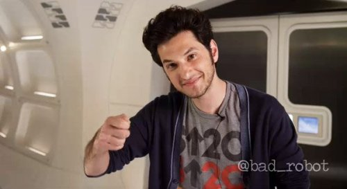 Ben Schwartz of Parks & Rec + Jake & Amir fame takes you behind the scenes of the upcoming Star Trek movie and shows off his INCREDIBLE sound-effects-making skill. Did you know he recorded every sound effect in the new Star Trek movies?  You'll believe it when you hear it (Click to Watch)