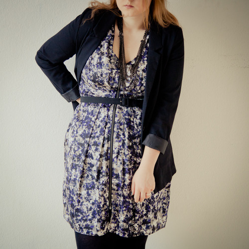 "Fatshion Bloggers Make Plus-Size Chic This story was produced in partnership with The Daily Beast. Short of having a bucket of blood dumped over your head at prom, few things compare to the humiliation of being the only customer browsing the racks of an overpriced lingerie store and hearing the painfully chic saleswoman — who'd begrudgingly buzzed you in — loudly proclaim, ""I wish people would realize we don't stock sizes larger than a medium."" Anyone who's ever attempted to shop at a schmancy boutique in a body that's larger than a size 10 already knows that buying big-girl garb requires a skin that's nearly as thick as your waistline. Fat-loathing is the last acceptable prejudice, and nowhere is that more pronounced than in the world of fashion. ""I have a genuine hatred reserved for cut-out shoulders, drawstring waists, loud prints, cargo pants, waterfall cardigans and hanky hems,"" says 28-year-old British blogger Lauren Ding. ""It's so difficult to find something that is not only my style, but that fits well."" Which may account for the recent explosion of so-called ""fatshion"" blogging — the tag used by hordes of plus-size bloggers who are melding the two worlds. Until recently, fashion blogging had been the domain of straight-sized women. But sick of being ignored by fashion mags and relegated to sack dresses with screeching prints, a growing number of women — unapologetically plump, and tired of being treated like third-class citizens — are taking their musings online. They post OOTDs (outfits of the day) and ruminate on body positivity. Many of them, as a backdrop to skinny models storming the runways of New York Fashion Week, have started calling this month ""Fatshion February"" — and are blogging aggressively in its honor. [[MORE]] ""I treat blogging as a form of therapy,"" says Meg Pronko, a blogger from the Netherlands who posts photos of herself in varying outfits as a way to ""get at ease with your body and accept it."" ""I reject the notion that since you are fat, you are condemned to wear unattractive clothing."" Unlike ""thinspo"" blogs that feature aspirational photos of the scary-skinny, fatshion blogs use their authors as models. With titles like Fatty Unbound, Fat Shopaholic, FuckYeahChubbyFashion, In the Thick of It — along with Pronto's own Fatshion Daily — these women are reclaiming the word ""fat"" and hoping to remove at least some of its stigma. After all, we know the irony: Despite more than 50 percent of American women being size 14 and above, models, magazines, and clothing stores remain largely the domain of the 00. Most stores rarely stock above a size 12. But can't unabashed fat and fashion go together, too? ""Too often, we're told that if you're above a certain size, you should dress to look slimmer and hide the bits you don't like,"" says Diane Dennis, of Fat Girls Like Nice Clothes Too. ""I just want to say, 'To hell with all that — I'm FAT! I like nice clothes and I'm not hiding from anyone.'"" Fatshion advocates may not be changing the runways just yet — Vogue's yearly nod to ""real"" bodies in their ""Shape"" issue has yet to feature a plus-sized cover model — but they are working to create their own looks. Some host clothing swaps, both IRL and online, while others have online stores. And others collaborate on resale blogs devoted to curvy customers (there's Fatsale, FatshionXchange, and even a Facebook page called FatToo where you can buy, sell, and trade clothing over size 20). Kirsty Fife, the blogmistress of Fatty Unbound, sells handmade circle skirts on Etsy, while Aboulhosn hawks things she no longer wears. Nadia Aboulhosn, a blogger who burst on the scene after winning American Apparel's XL model search, has used the traction she gained there to fulfill a longtime dream: creating her own plus-size fashion line. And Ding, the blogger from Britain, was was recently asked by UK plus-sized clothing line Simply Be to design an outfit. She says it's inspired by the women she sees on Tumblr who are ""bright, brash, and brassy."" She explains, ""I wanted to make something that they could wear and kick ass in!"" It can be a slog, and yet most of the women interviewed here view blogging as a way to feel less isolated and build a sense of community. ""The best part is the enormous outpouring from women who tell me how much I've helped them begin accepting themselves,"" says Aboulhosn. ""That to me is the biggest life changer."" 12 Fatshion Blogs You Should Be Following FATSHION DAILY - A sassy look at European plus-size fashions. THE MANFATTAN PROJECT - Plus-sized fashionistas on the streets of NYC. A THICK GIRL'S CLOSET - Celebrating plus-size one closet at a time. FUCK YEAH CHUBBY FASHION - Nuff said. FATTY UNBOUND - A British blog with a focus on bargain. GARNER STYLE - Shopping guidance, styling tips, and fearless fat positivity. GIRL WITH CURVES - Outfit inspiration, how-tos, and general body positivity. PASHTEIT - Described as ""A Tumblr for my outfits."" A CURIOUS FANCY - Fat, fanciful, and whimsical. FAT SHOPAHOLIC - Shopping tips and style advice from the Heartland. FAT GIRLS LIKE NICE CLOTHES TOO - Photos, DIY and an extensive ""fatshion"" blogroll. ON THE PLUS SIDE - The blog of plus-size model Heather Hazzan. — Judy McGuire"