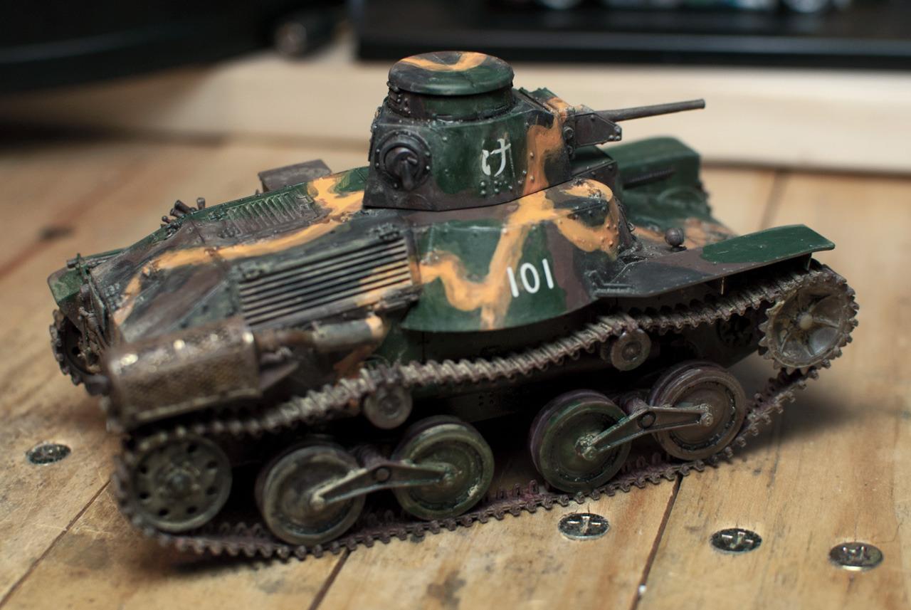 九五式軽戦車の画像 p1_37