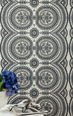 Lace wallpaper by Jocelyn Warner, stunning