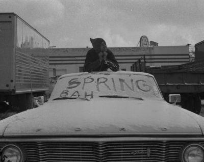 calumet412:  Exactly.. Spring snow, 1965, Chicago.