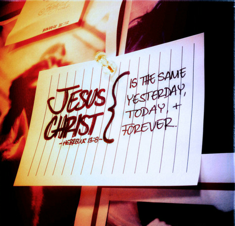"""Jesus Christ is the same yesterday, today, and forever."" (Hebrews 13:8, NKJV)  One of the reasons it's so important to know the Word of God is not only to learn His promises and His ways, but to understand His character. What He's done for others, He will do for you. The same God who displayed His favor in the Bible is still at work today. I believe God wants to flood you with the same favor He flooded Joseph, Abraham and Elijah with. I believe He wants to open new doors, line up supernatural appointments, and bring new increase and provision. The question is, are you ready to receive it? Can you see it with your eyes of faith?  Today, know that our God is the same yesterday, today and forever. He is with you and for you. Even before you see things turn around, believe that He is working on your behalf. And when He pours out His favor, it won't be just a drizzle; it's going to be a flood — a flood of ideas, a flood of good breaks, a flood of talent. Keep believing, keep hoping and keep praising because the same favor that was in the Bible is coming your way!"
