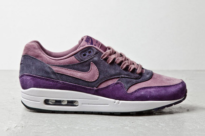 kuller.Fashion / Nike Air Max 1 Purple Suede