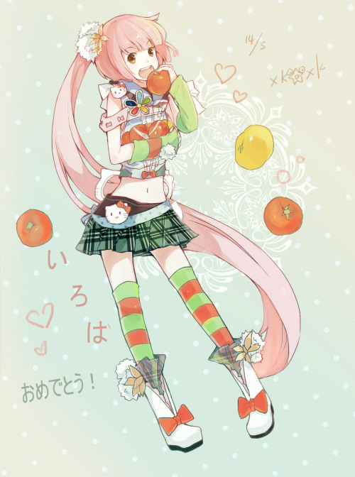 myvocaloid:  Credit To: XK☆XK (✖)