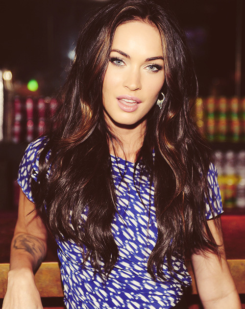 0h-verdose:  Unfffff megan is PERFECT