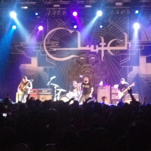 Clutch … … . This is happening (at Terminal 5)