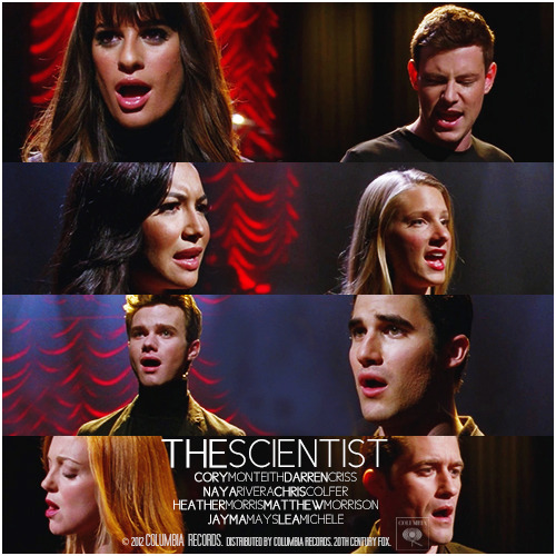 4x04 The Break-Up | The Scientist Requested Alternative Cover Request by danielgleek