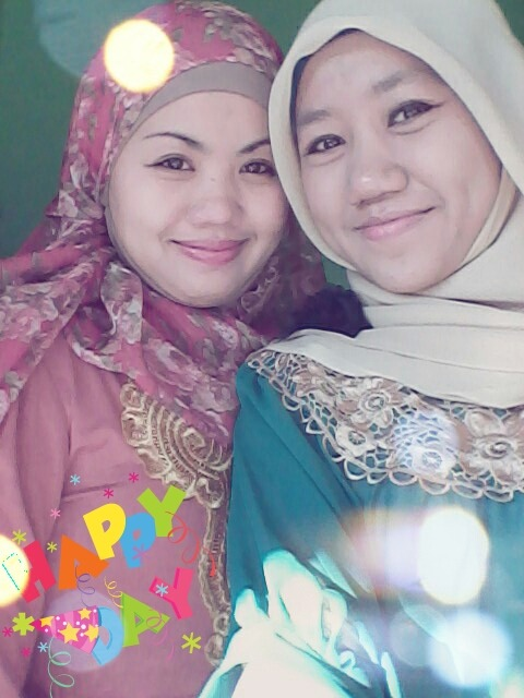 Happy birthday my lovely sister. Wish you more and more happy. Stay cheers and beautiful!