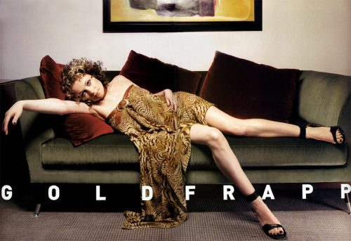 goldfrapp:  Photo: Bernard Benant