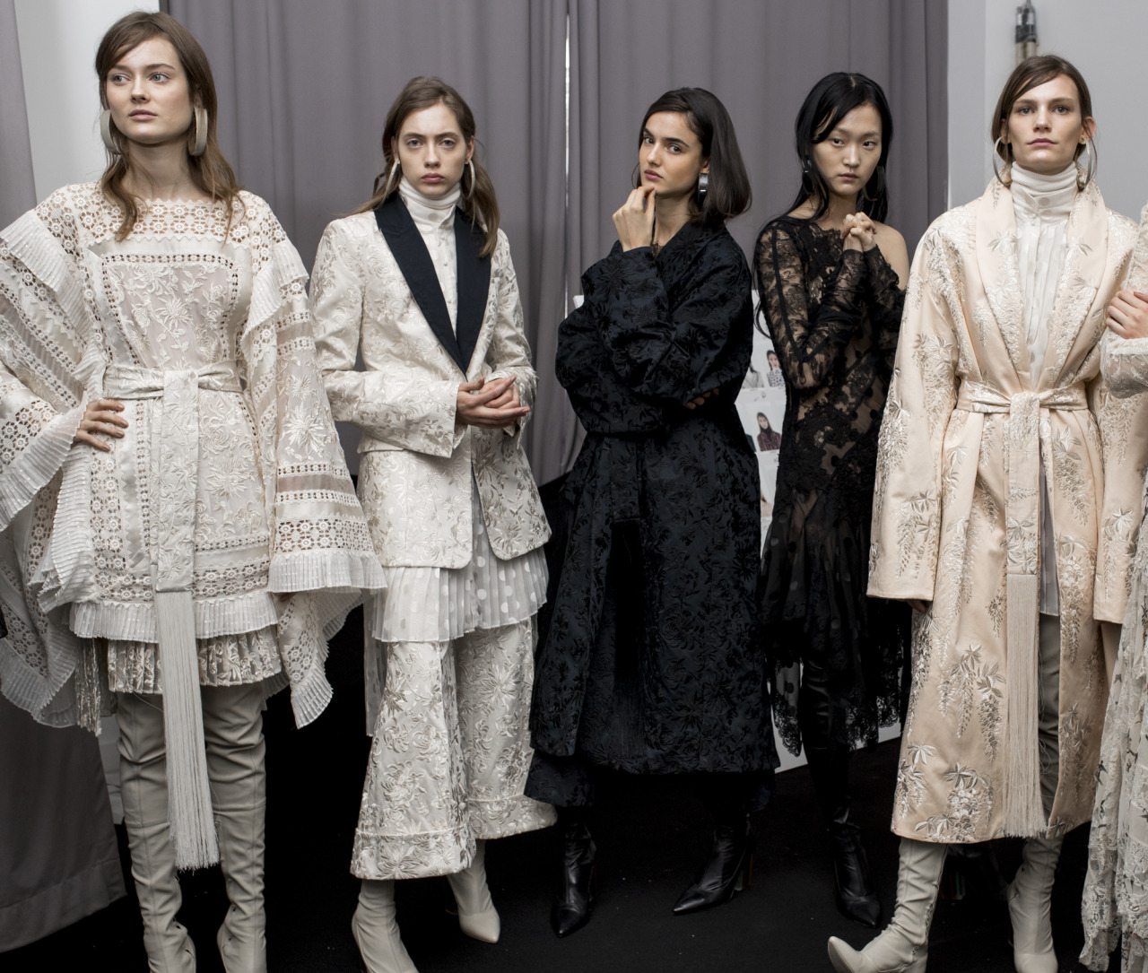 NYFW | FALL 17: BEHIND THE SCENES