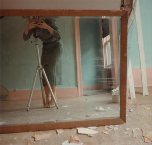 audreyhepburncomplex:  history-of-art: Francesca WoodmanUntitled, New York1979–80