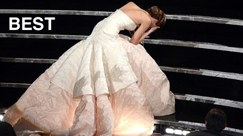 Oscars 2013: Best & Worst Moments