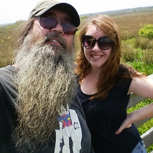 Selfie with the daughter via Instagram http://ift.tt/1qC7V5L